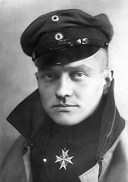 Richthofen cross