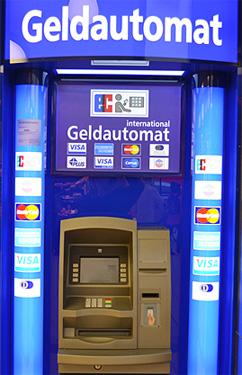 Geldautomat - ATM