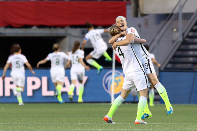 The USWNT Made Good Last Night
