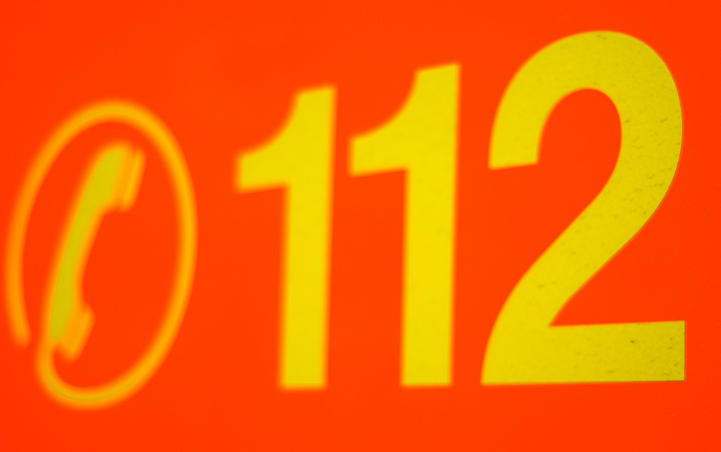 In case of an emergency, call 112 in Germany and throughout the European Union. PHOTO: Marco Fieber, Wikimedia Commons