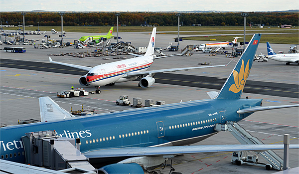 How to Find Cheap Transatlantic Flights | The German Way & More: http://www.german-way.com/how-to-find-cheap-transatlantic-flights/