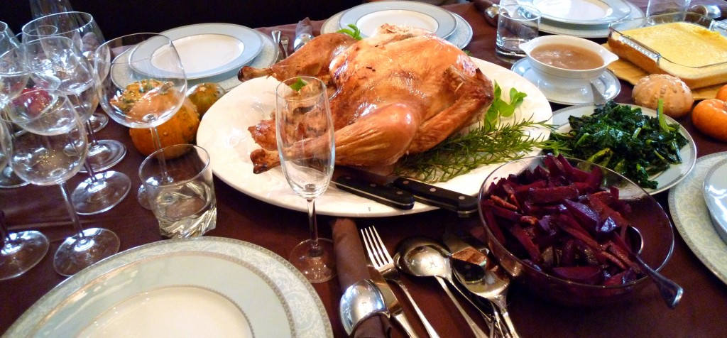 With some planning, Thanksgiving in Germany can be replicated. Photo: Jane Park