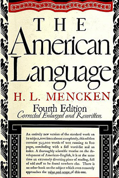 Mencken book