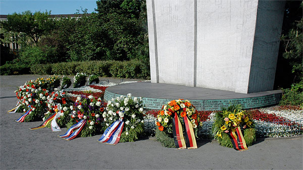 Berlin Airlift Memorial at Tempelhof