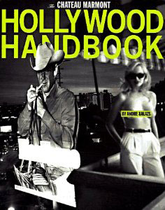 Chateau Marmont book