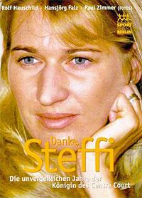 Danke Steffi - book