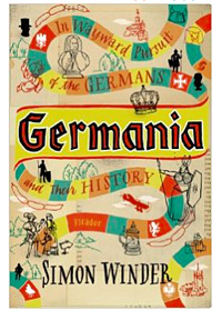 Book: GERMANIA by Simon Winder