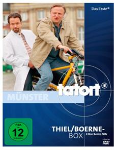 Tatort Muenster DVD