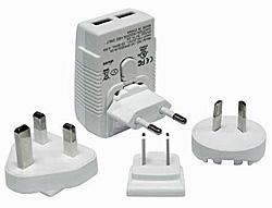 travel universal adapter usb