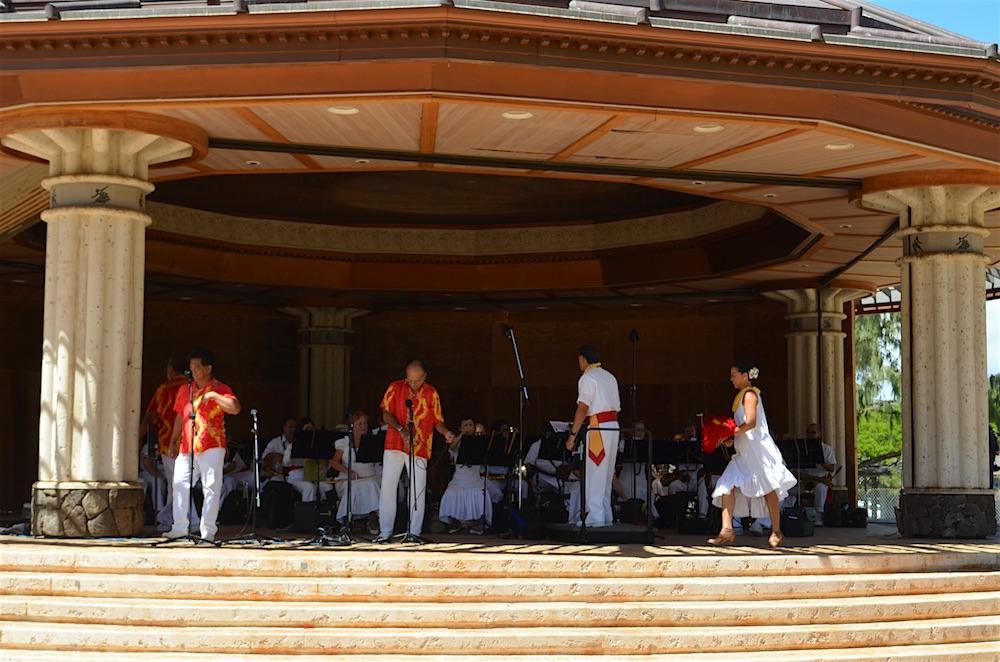 2012 Hawaiian Band