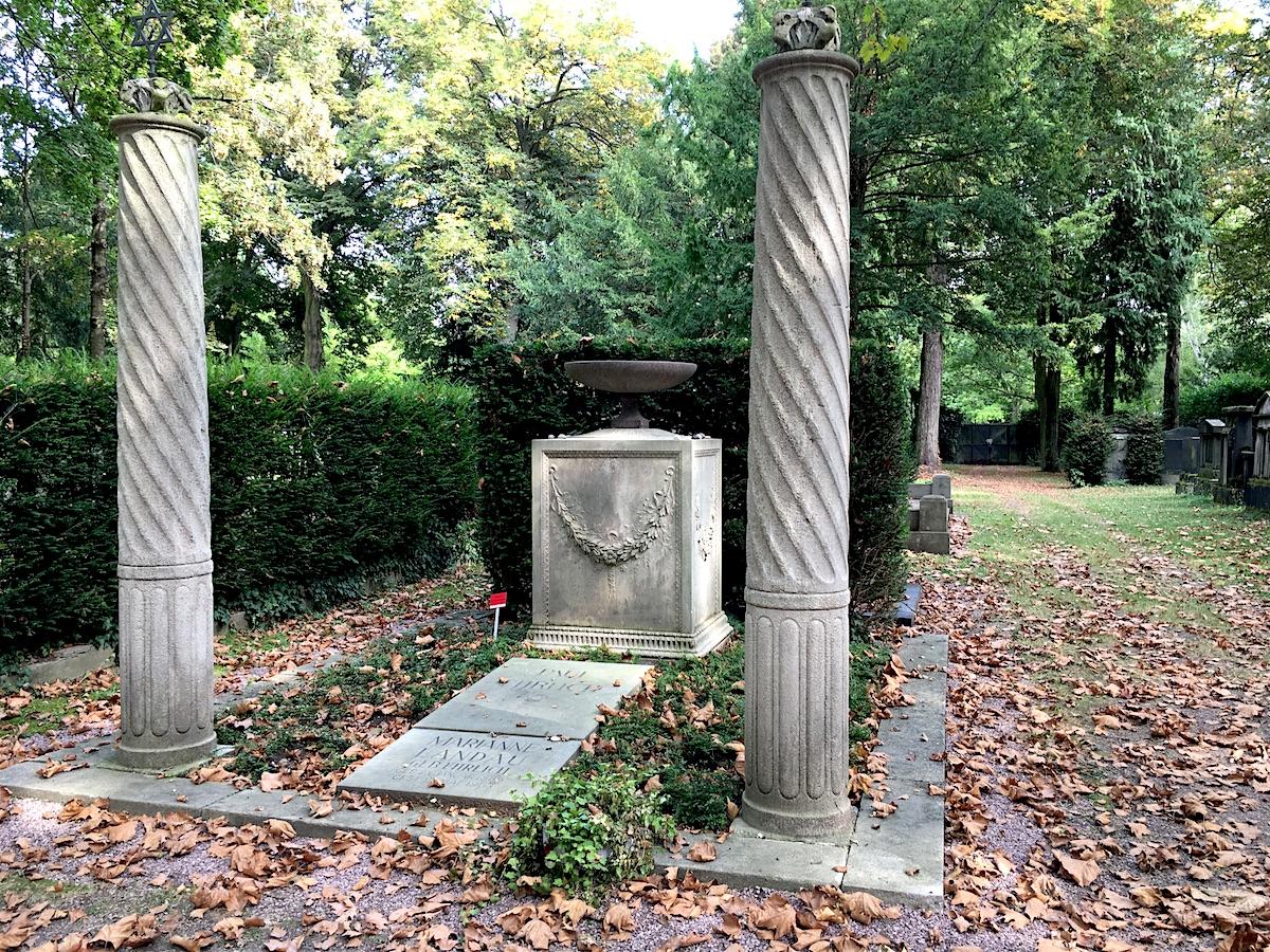 Paul Ehrlich grave