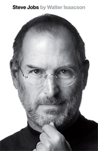 Steve Jobs by Walter Isaacson. BUY this book from Amazon.com