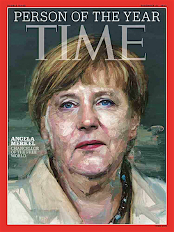 merkel time magazine cover - Ulrich Merkel Lebenslauf
