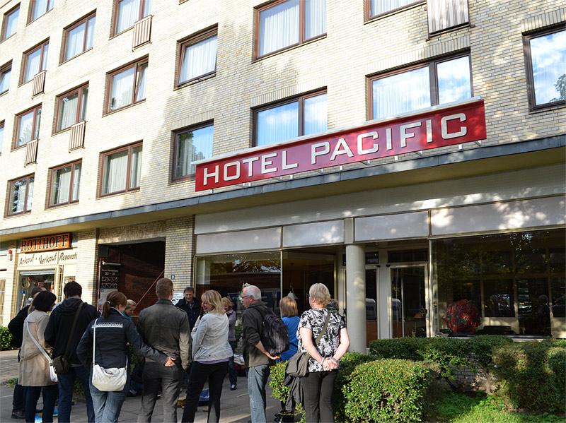 Hotel Neuer Pferdemarkt Hamburg