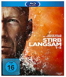 Stirb langsam Blu-ray