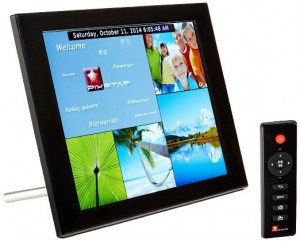 Pix-Star Wi-Fi Cloud Digital Photo Frame
