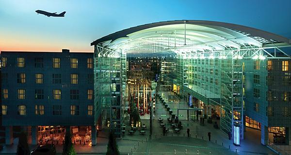 Munich Airport Hilton