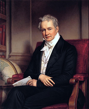 Humboldt in 1843