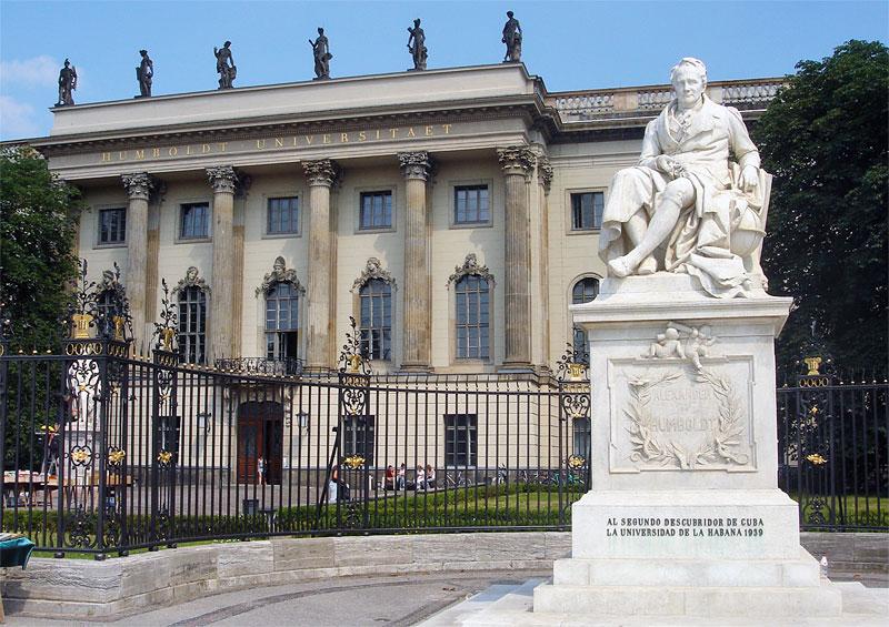 Humboldt University in Berlin