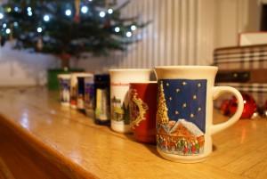 christmas mugs germany