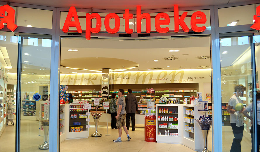Medicines and Prescriptions in Germany: The Apotheke – The