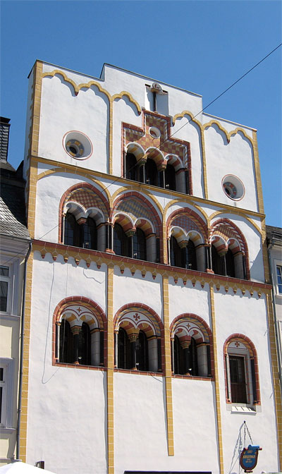 Trier Moorish house