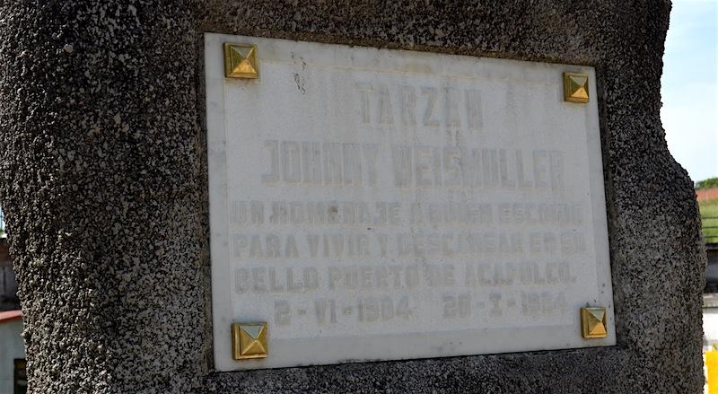 Tarzan plaque