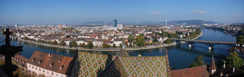 Basel panorama