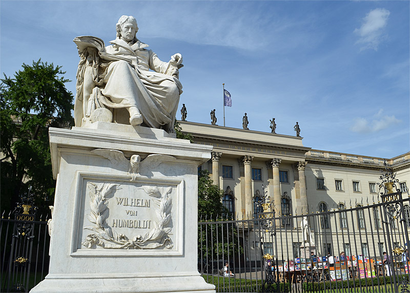 Berlin Wilhelm-Humboldt University