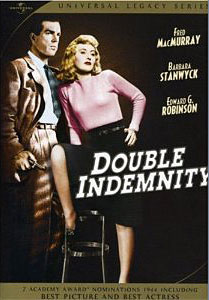 DVD Double Indemnity