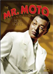 Peter Lorre as Mr. Moto – The German Way & More