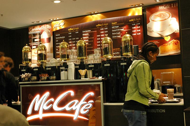 McCafe Berlin
