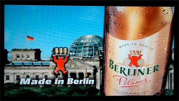 TV beer