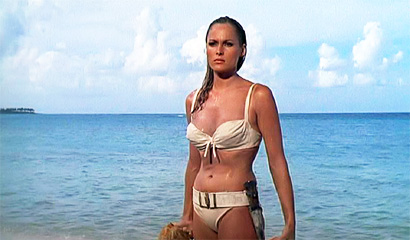 Image result for ursula andress in dr no