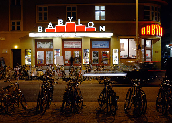 Babylon Kino Berlin