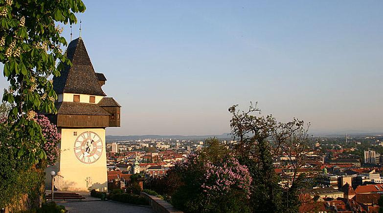 Graz - Uhrturm