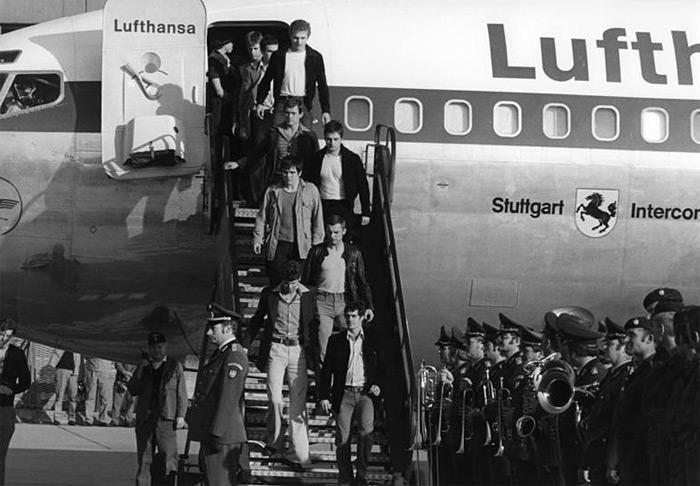 gsg9 Lufthansa