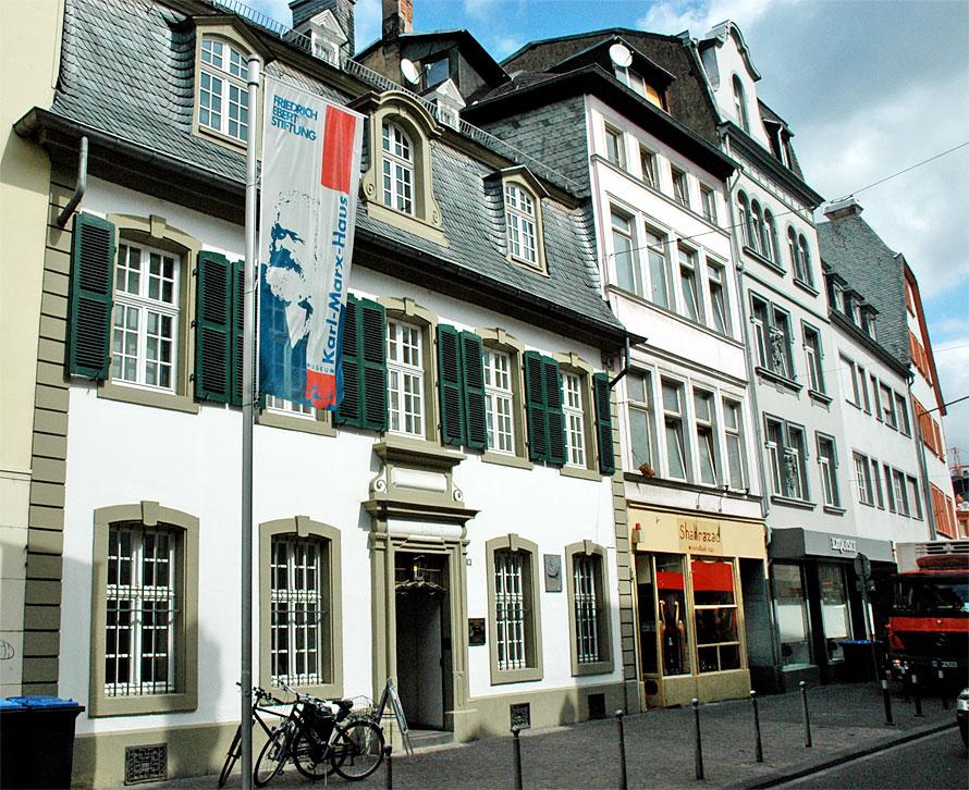 Karl Marx Museum in Trier