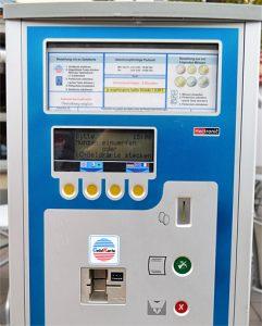 Parking - Parkscheinautomat