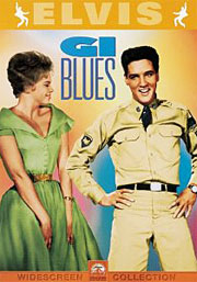 Elvis GI Blues DVD