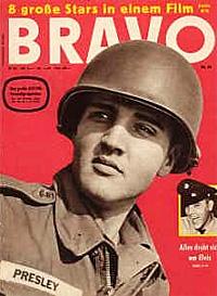 Elvis - Bravo cover helmet