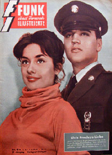 Elvis & Vera - Fernsehillustr. cover