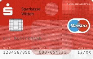 Sparkasse Maestro Card Cvv Number