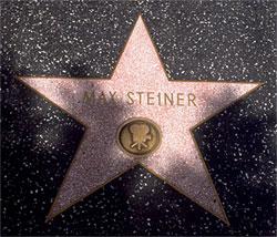 LA star Max Steiner