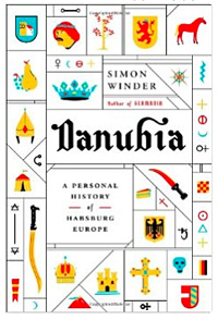 Danubia book cover