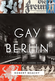 Gay Berlin book cover