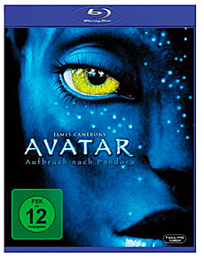 Avatar Blu-ray Germany