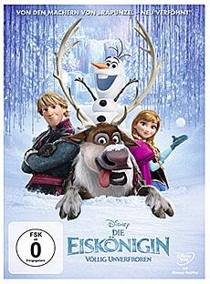 Eiskoenigin - Frozen Blu-ray