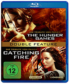 Panem - Hunger Games Blu-ray