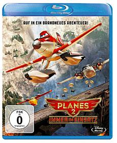 Planes 2 Blu-ray